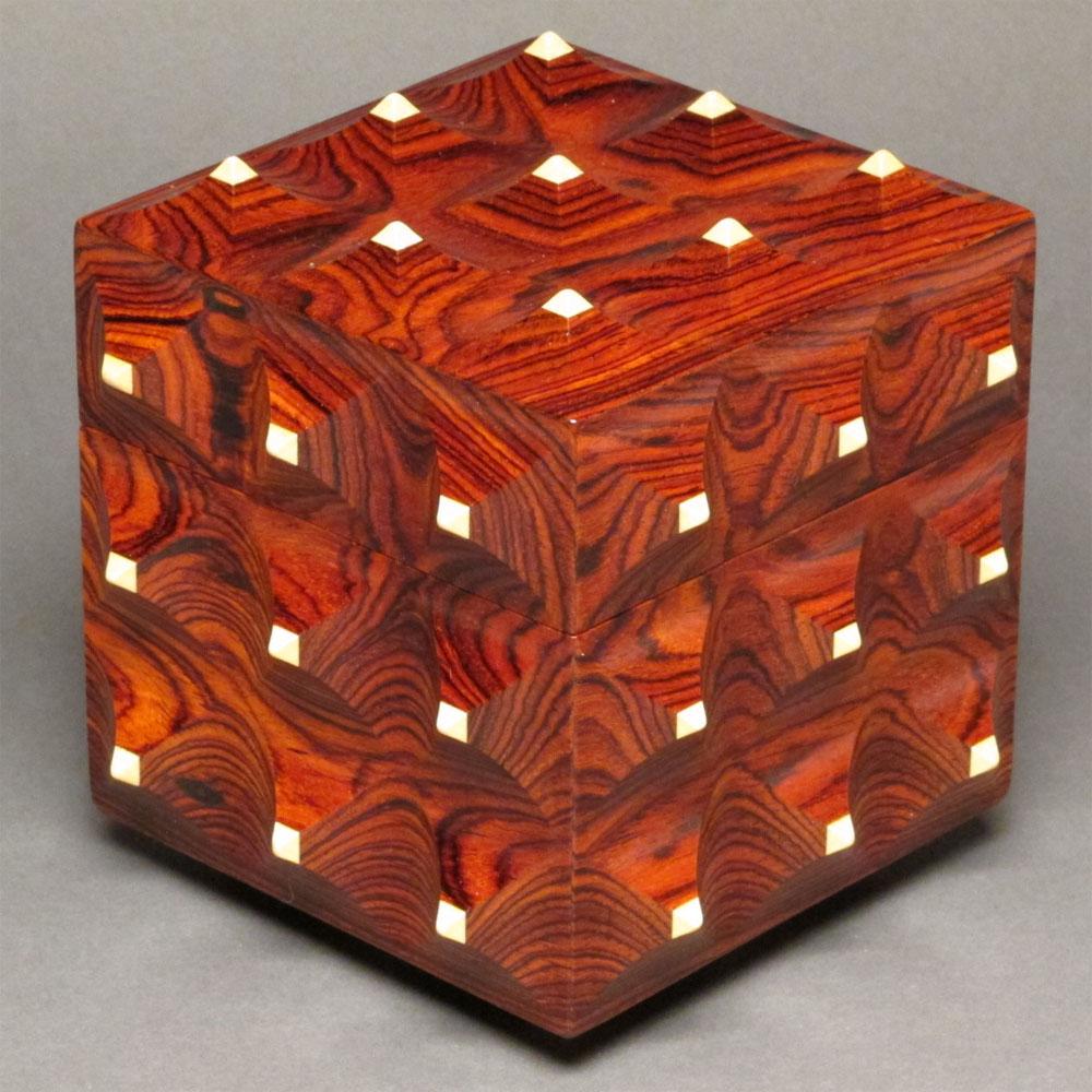 The Pinnacle Box Cocooboolo